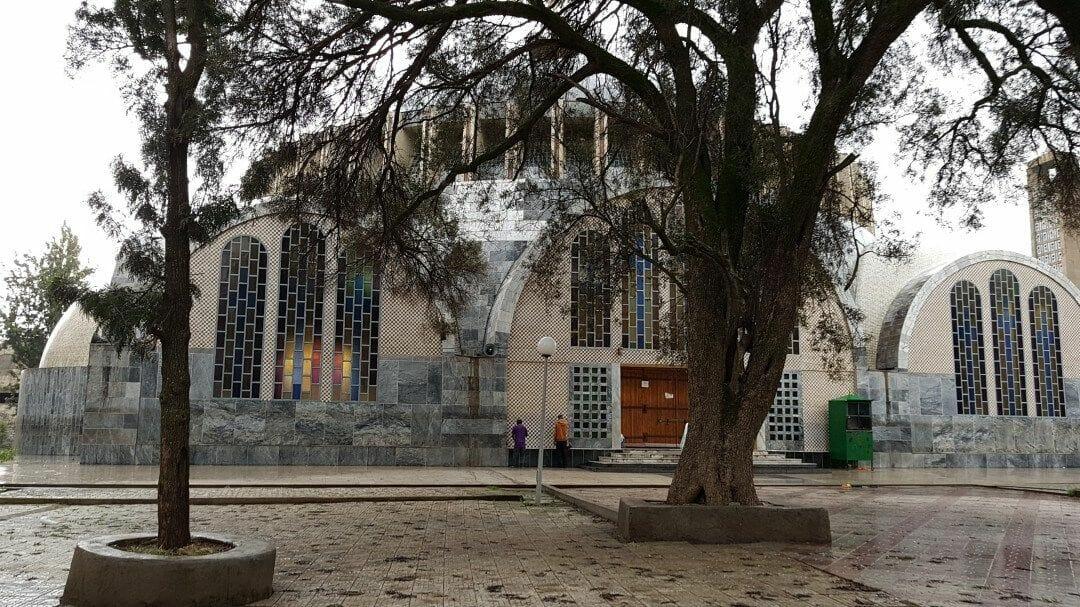 iglesia nueva santa maria de sion
