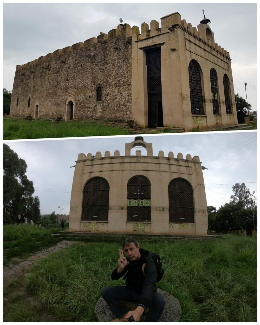 Iglesia Vieja de Santa María de Sión