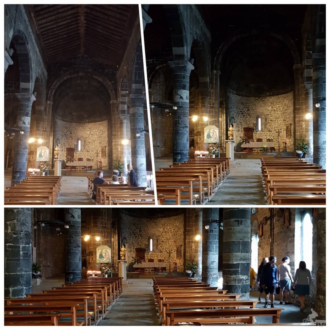 interior Iglesia Santa Margarita Antioquia Vernazza