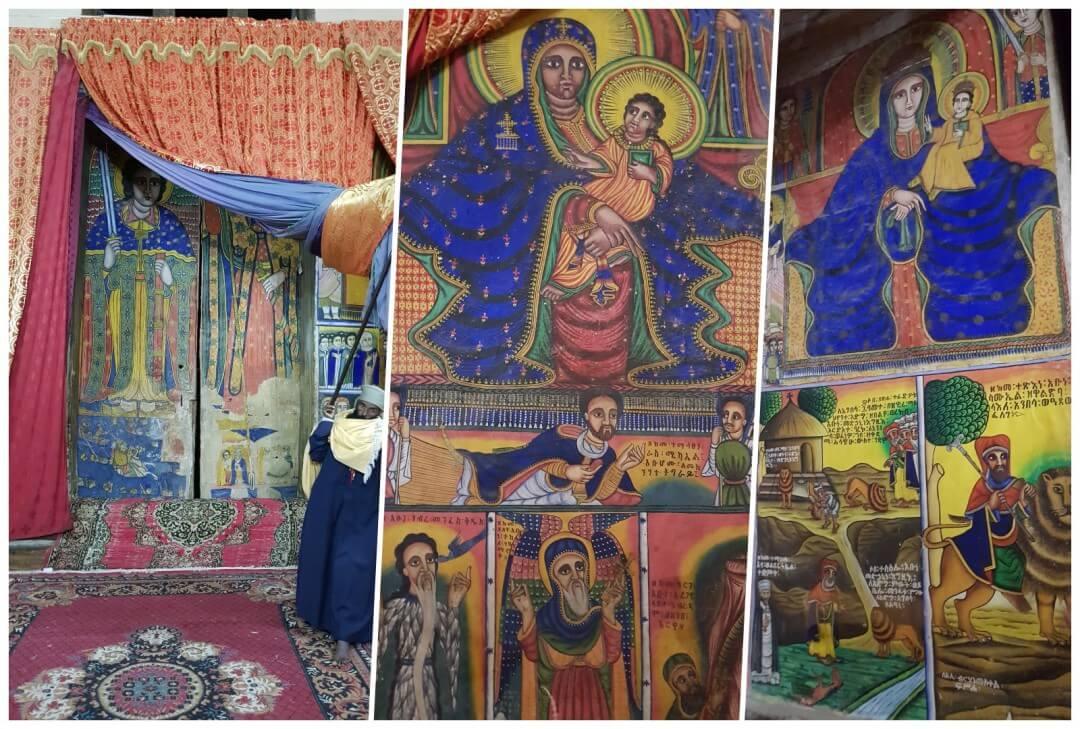 murales santa maria sion aksum