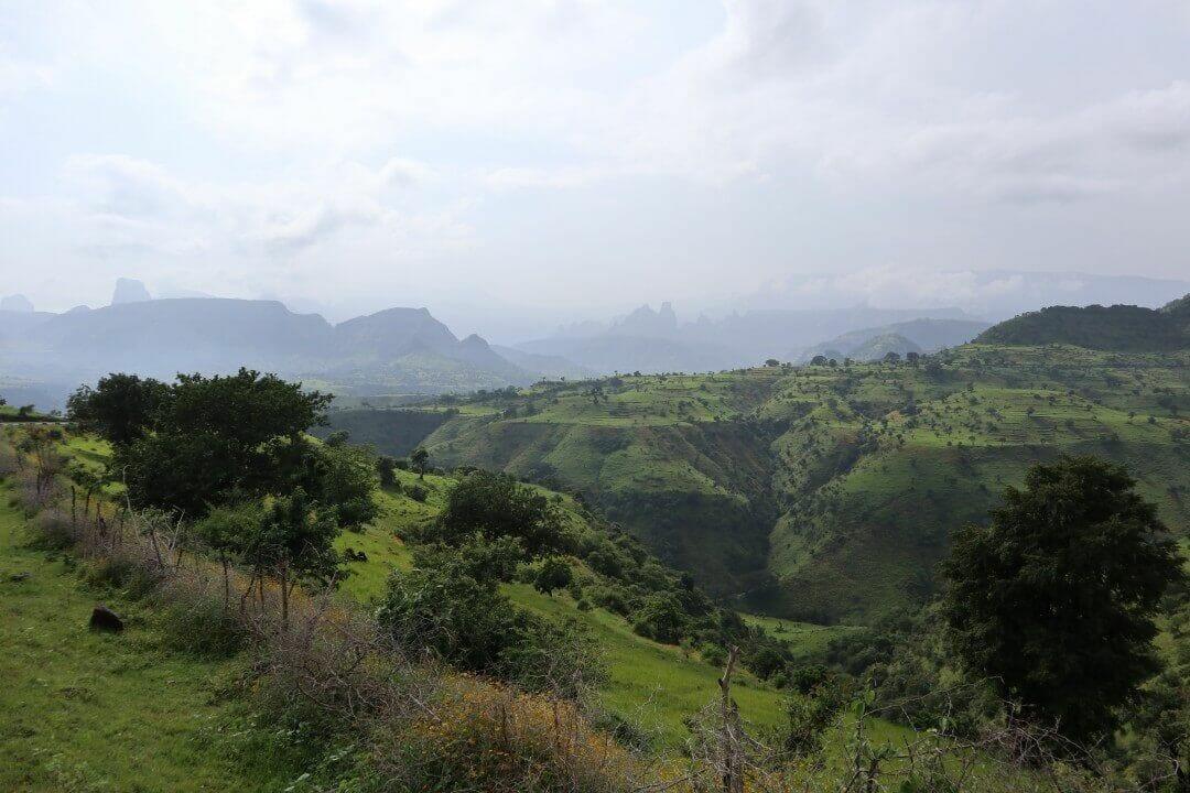paisajes etiopia