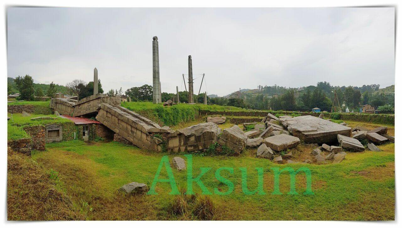 reino de aksum etiopia