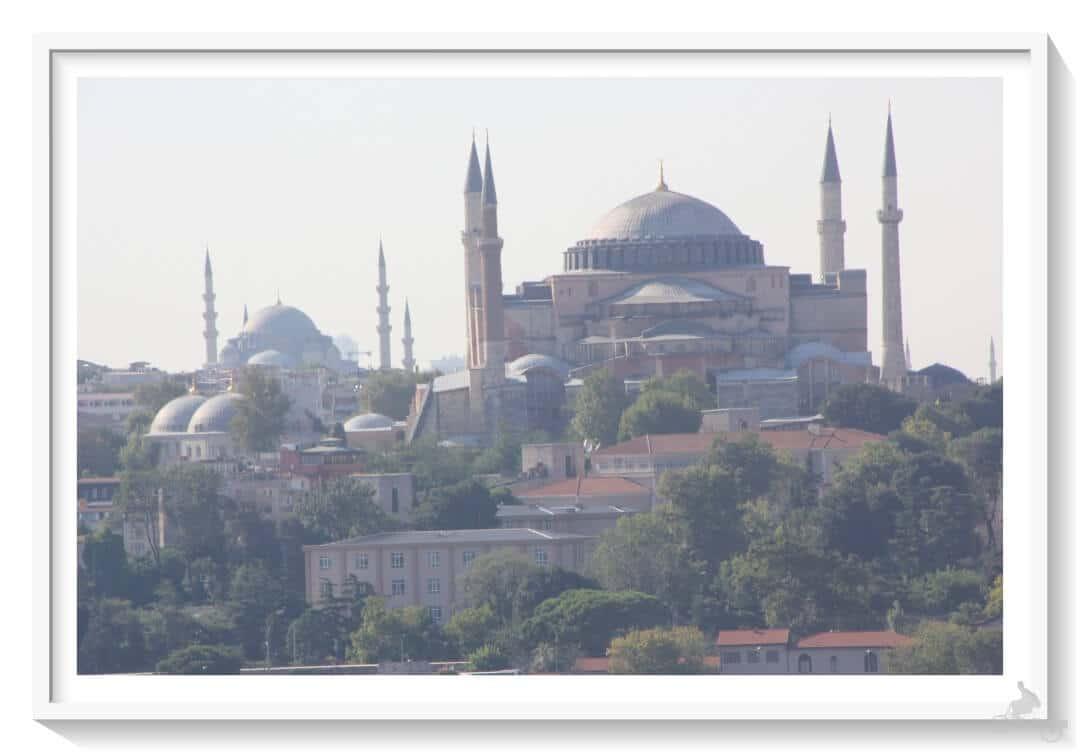 santa sofia y mezquita azul estambul