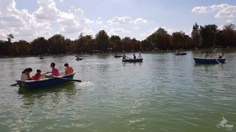 barcas retiro