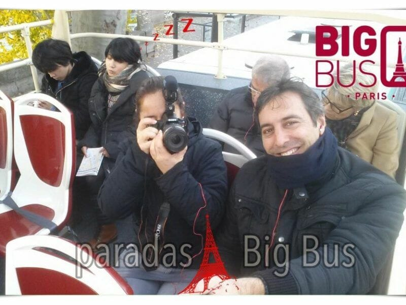 big bus paris paradas opiniones