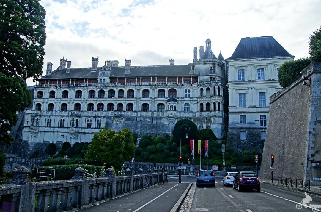 castillo real de blois