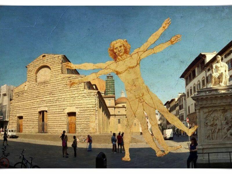 basilica san lorenzo florencia - visitar florencia en dos días