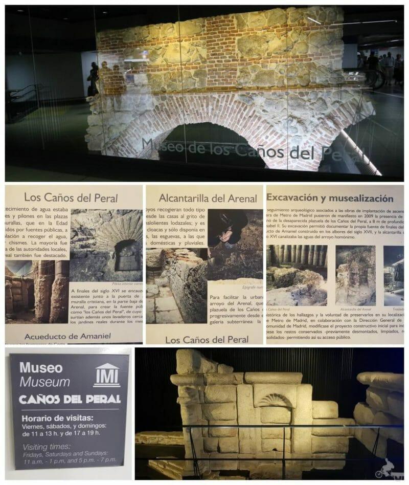 museo caños del peral
