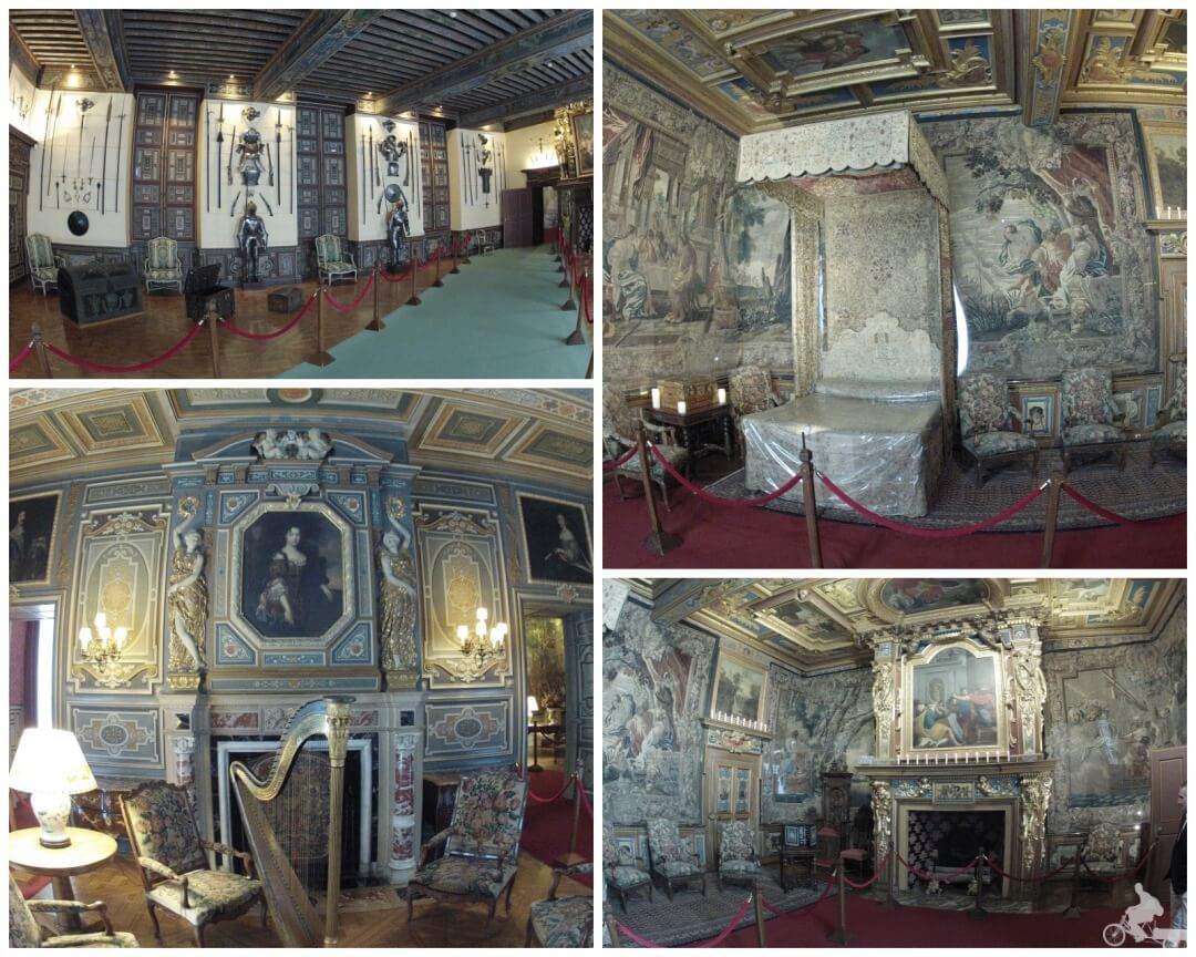 salas castillo de blois