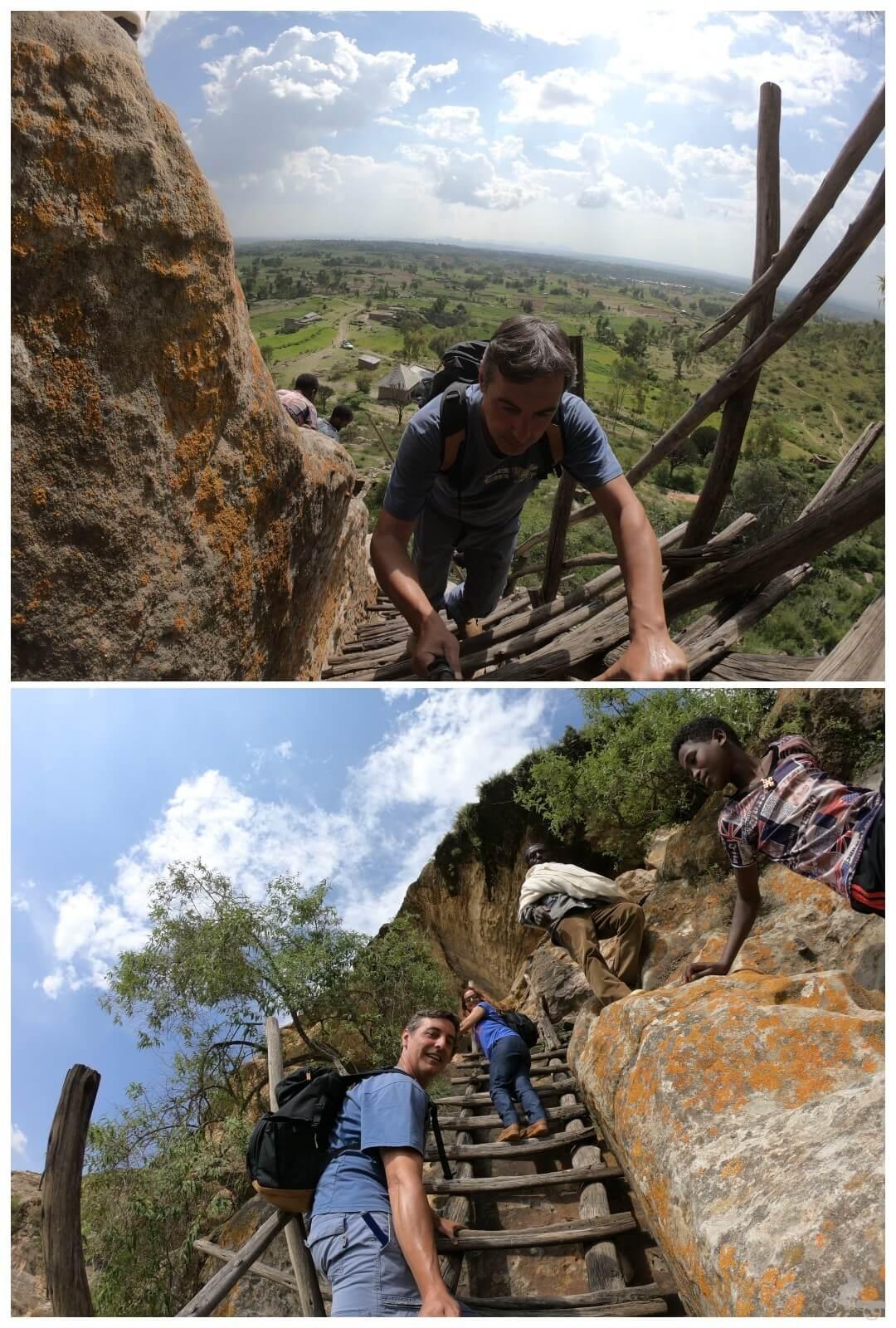 subida-a-iglesia petros we paulos etiopia