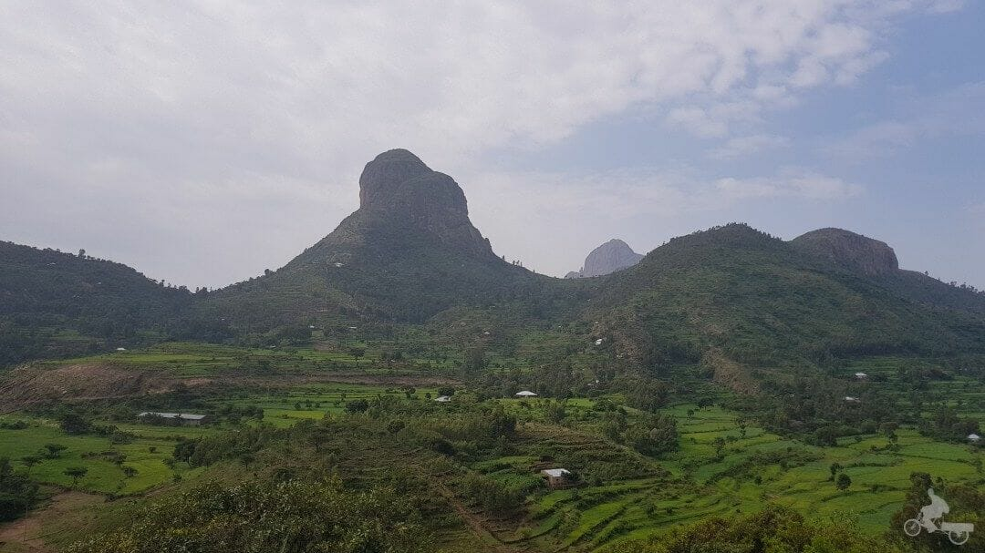 templo yeha etiopia montañas
