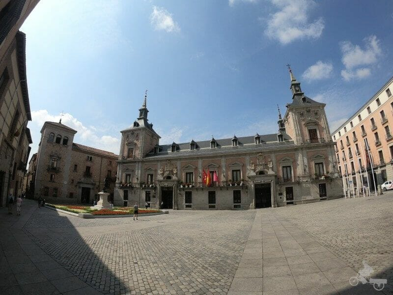 ayuntamiento historico madrid