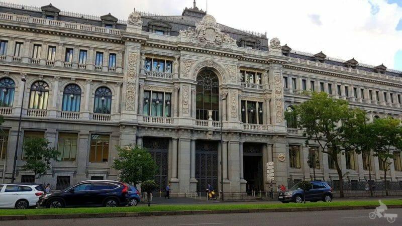 banco espana madrid