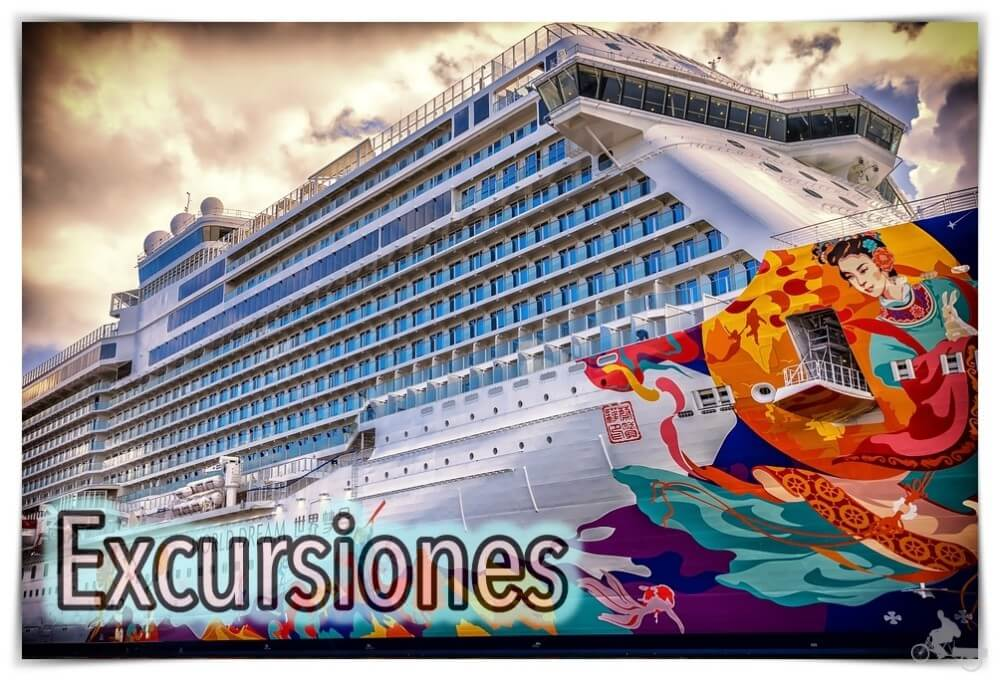 excursiones para cruceros mediterraneo