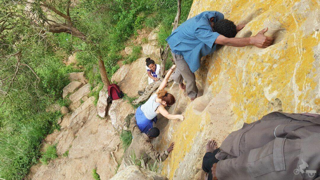 escalada a abuna yemata guh
