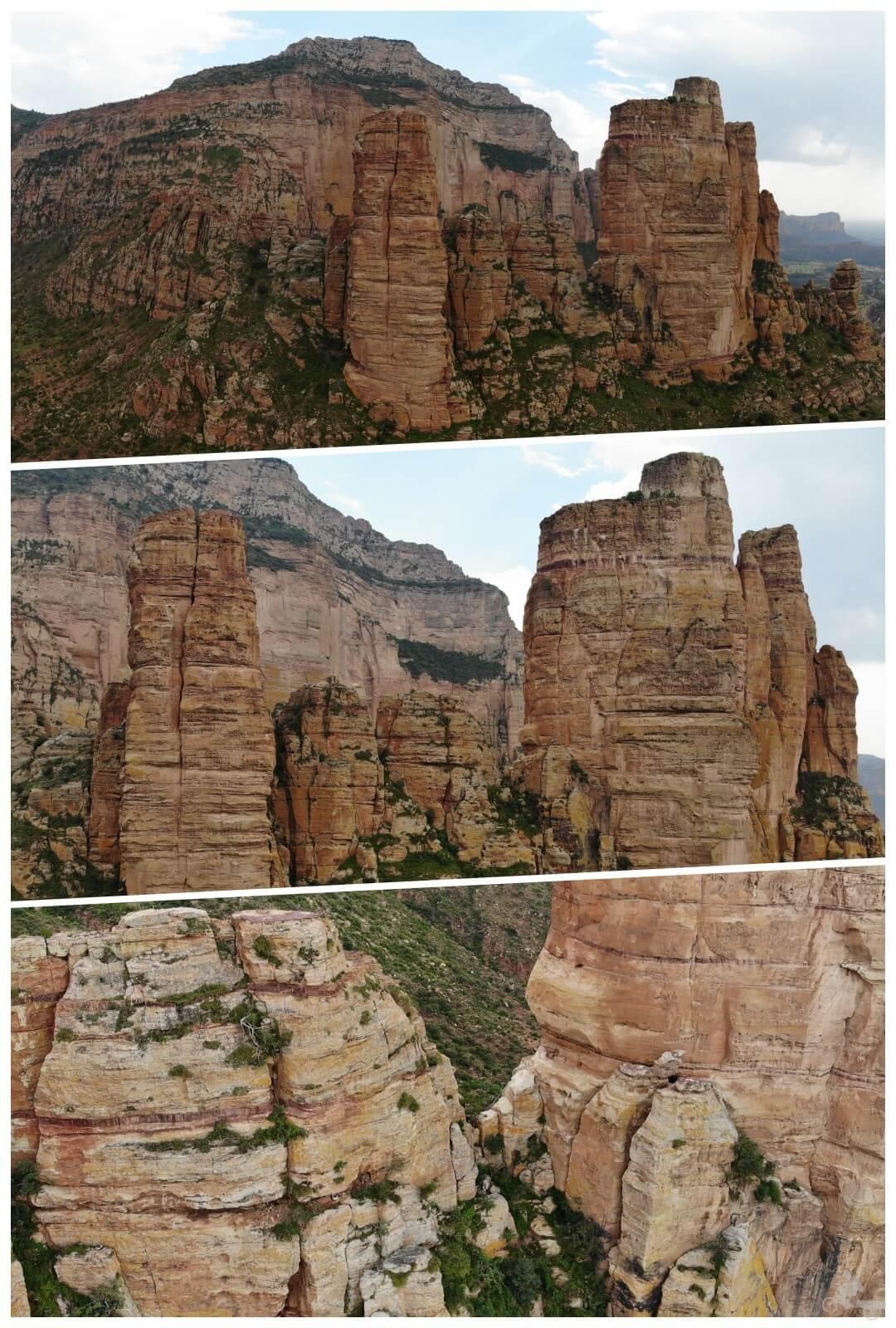 drone montaña abuna yemata guh
