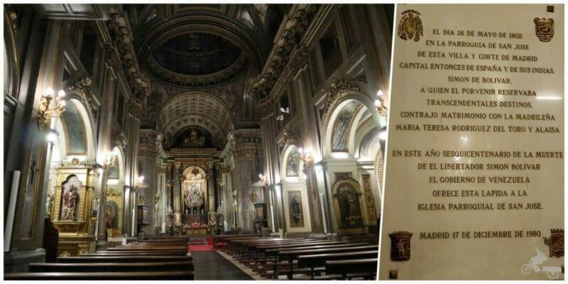 parroquia san jose madrid