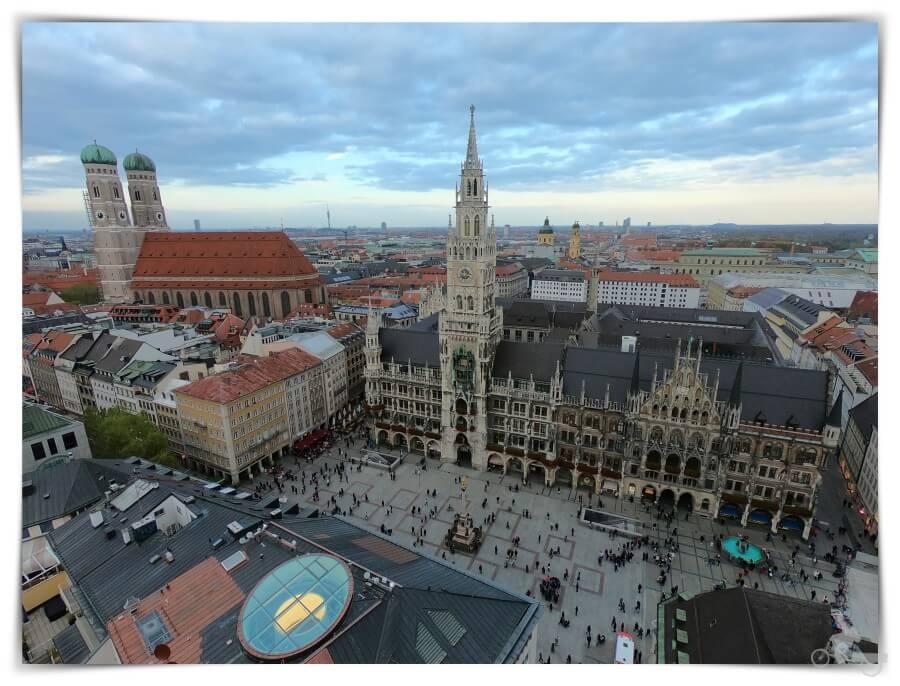Qué Visitar En Múnich 10 Lugares Imprescindibles Mi Baúl De Blogs