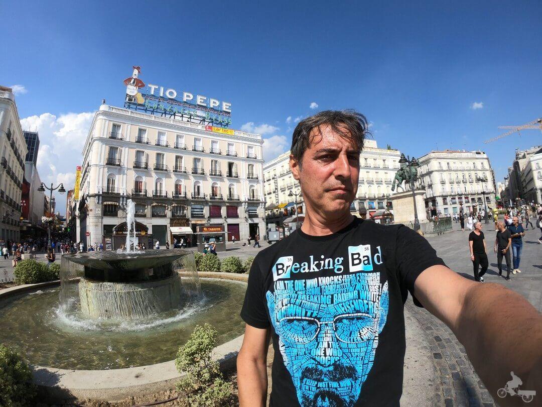 tio pepe plaza sol