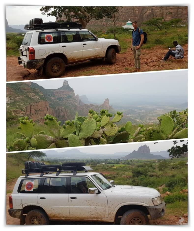 todoterreno etiopía