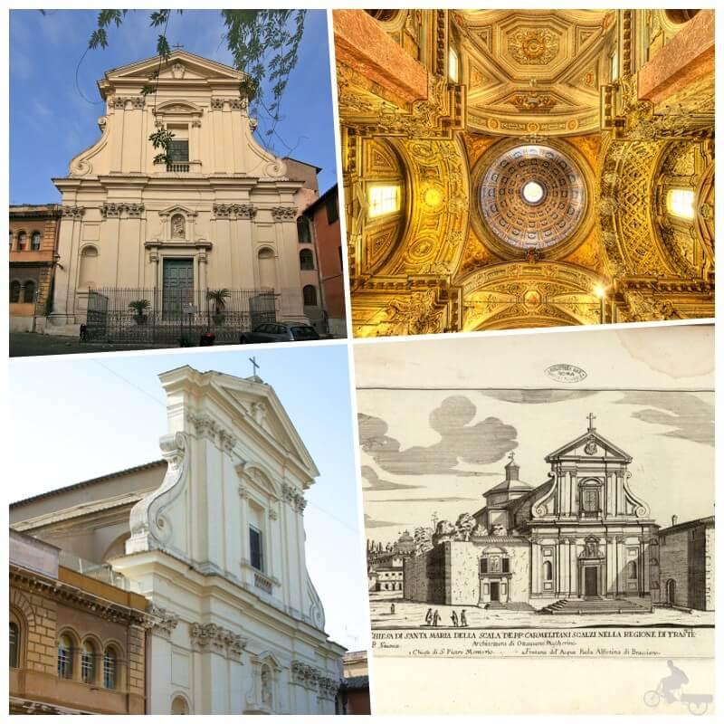 iglesia Santa maria della Scala