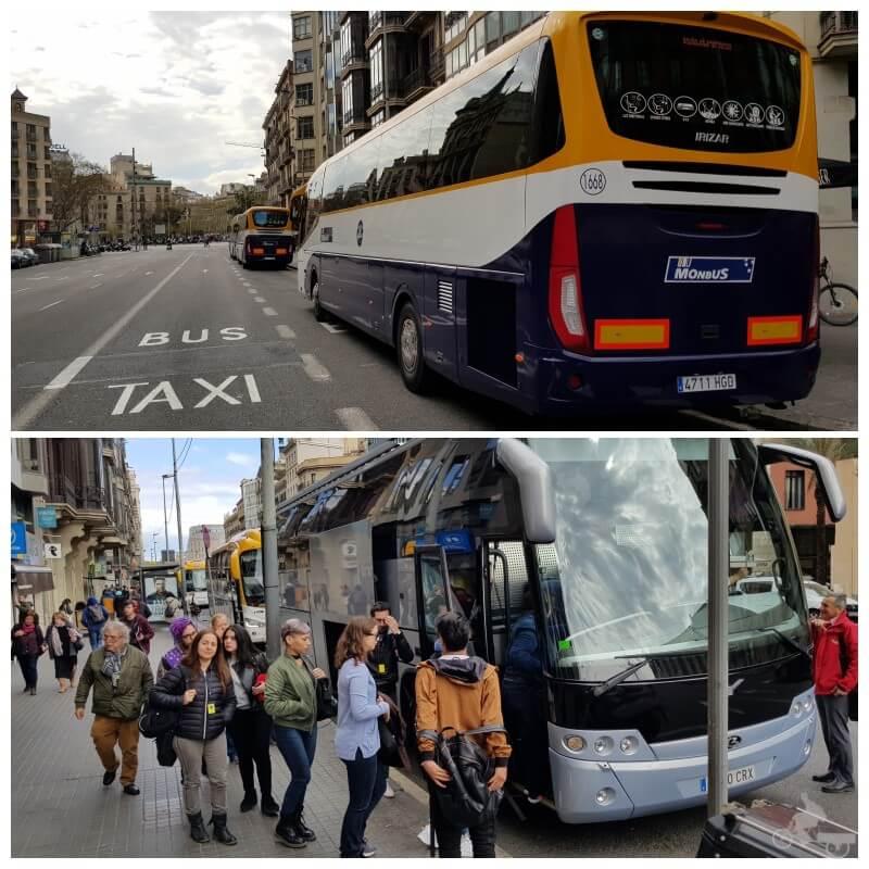 autobus civitatis barcelona