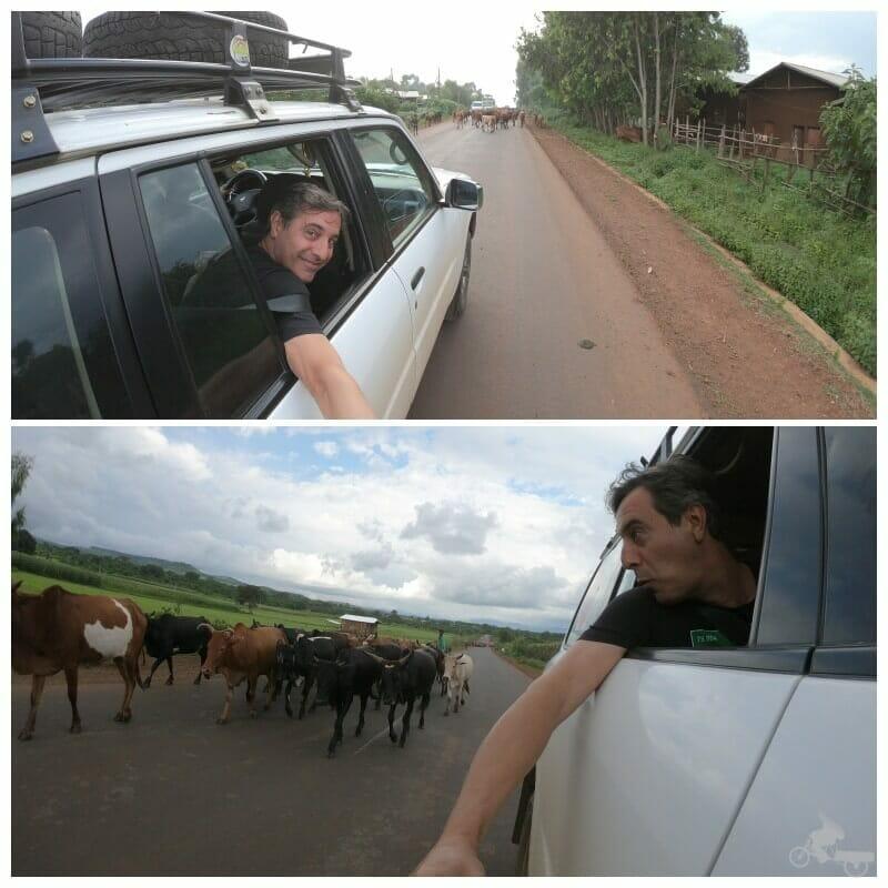 carreteras de etiopía