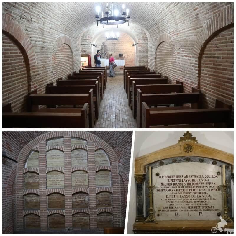 cripta iglesia san antonio