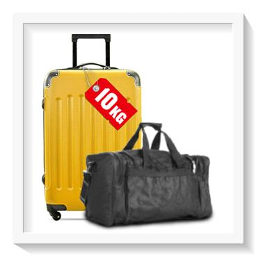 equipaje mano ryanair