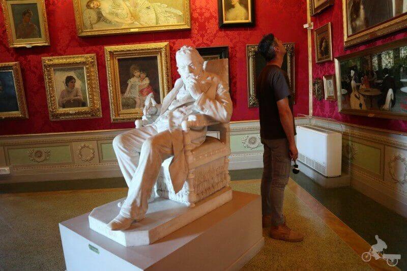 galeria arte moderno palacio pitti