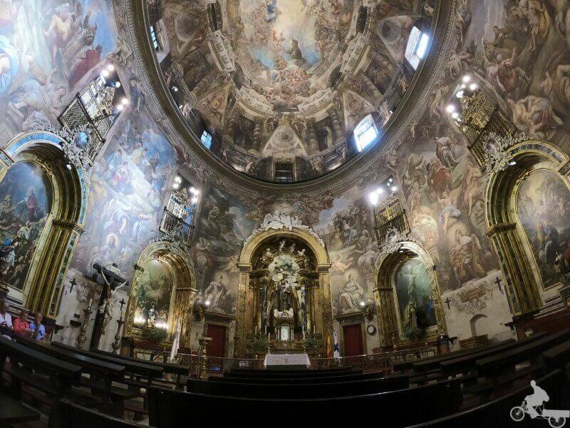 iglesia de san antonio de los alemanes madrid