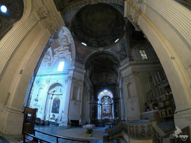 iglesia santa maria del carmine