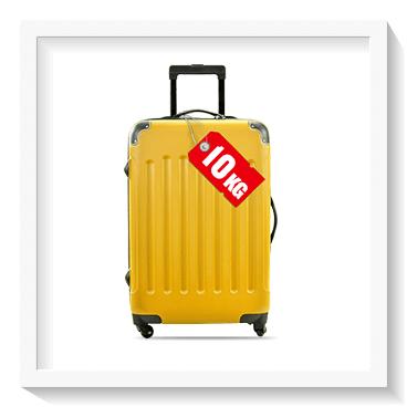 maleta 10 kg ryanair equipaje mano