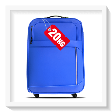 maleta 20 kg equipaje ryanair