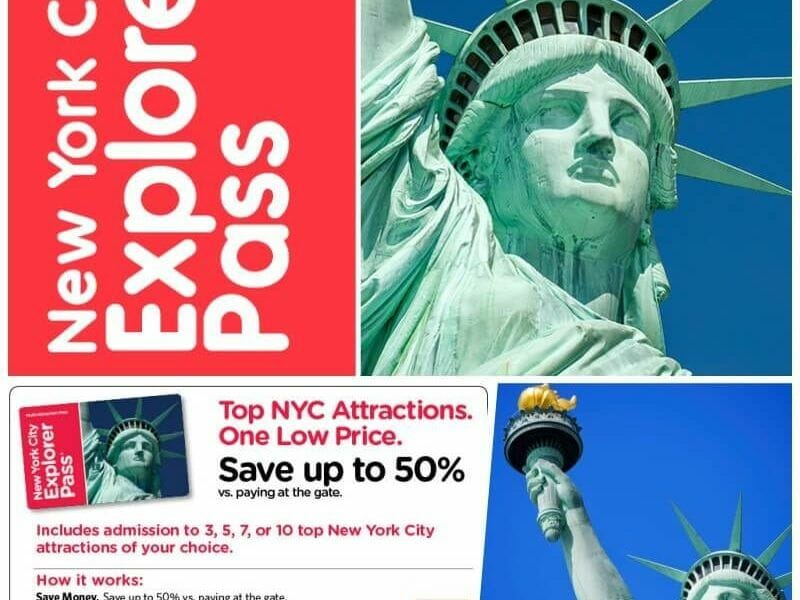 Go new york explorer pass city opiniones