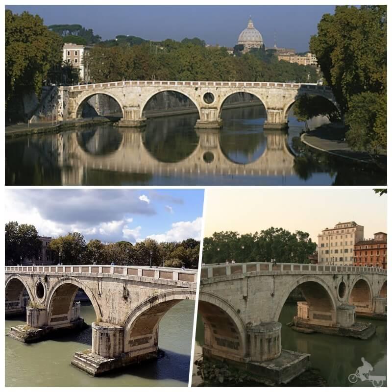 ponte sisto de Roma