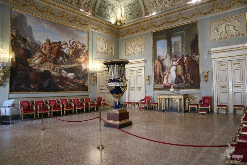 salas palacio pitti