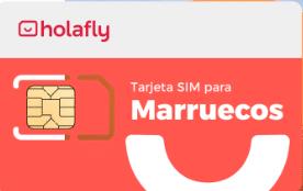 tarjeta sim marruecos holafly
