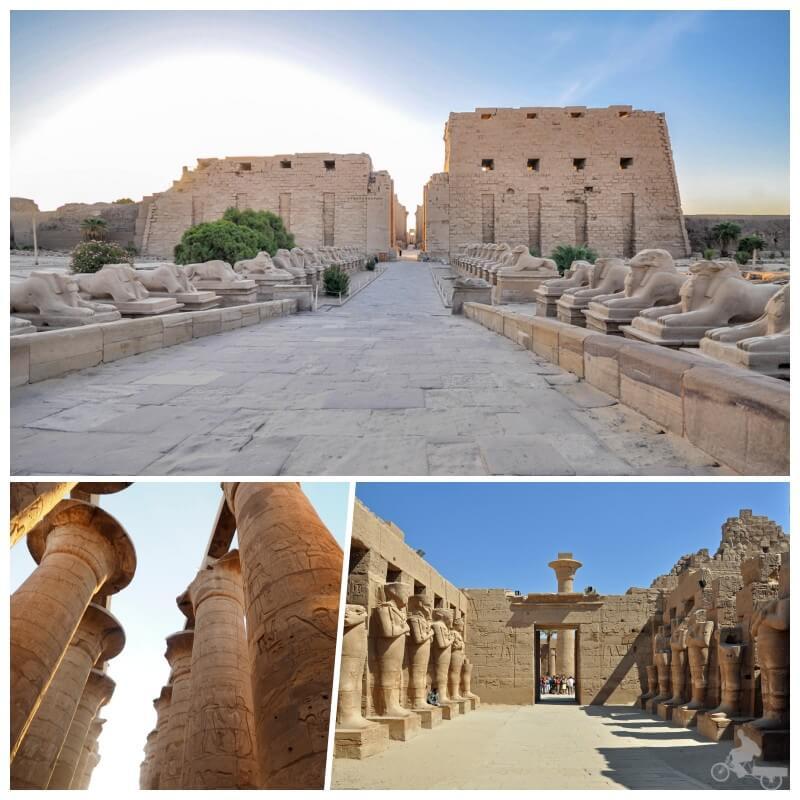 templo karnak - qué visitar en Egipto