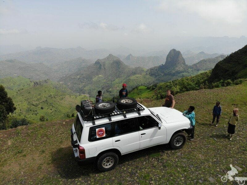 transporte en etiopia como desplazarse