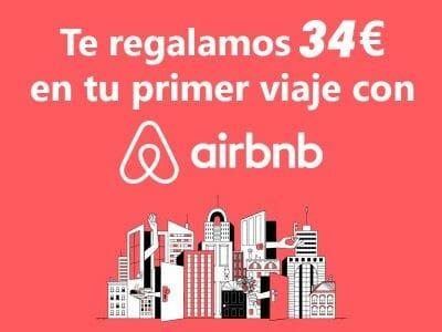 cupon descuento de airbnb