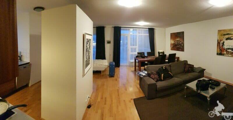 apartamento airbnb reikiavik