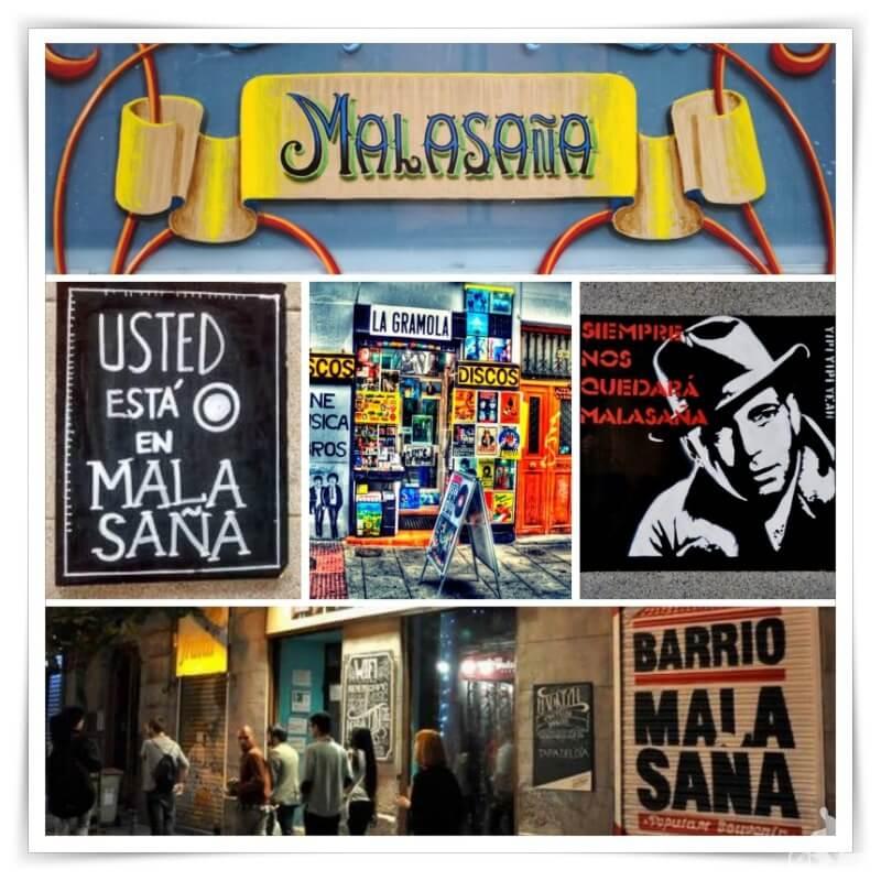 barrio malasaña madrid que ver en el free tour