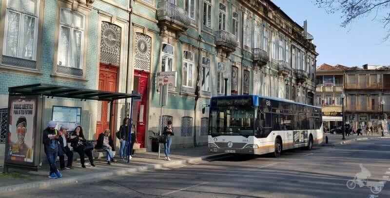 bus oporto autobuses