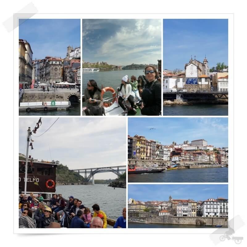 crucero seis puentes porto