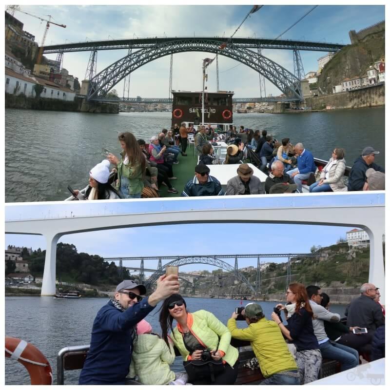 crucero por el río duero de los seis puentes