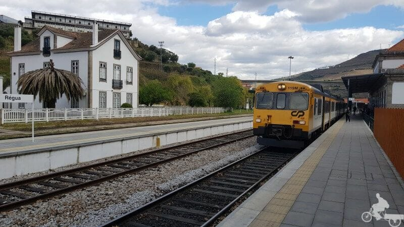 estación tren regua