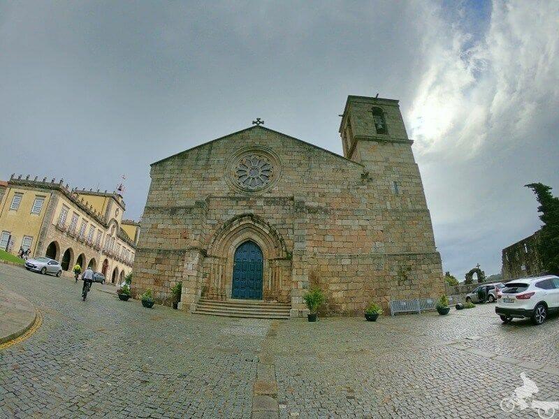 iglesia matriz de barcelos