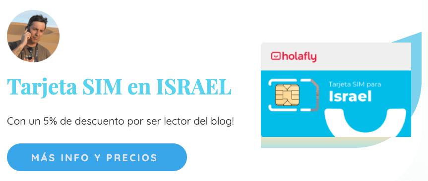 holafly sim israel tarjeta internet