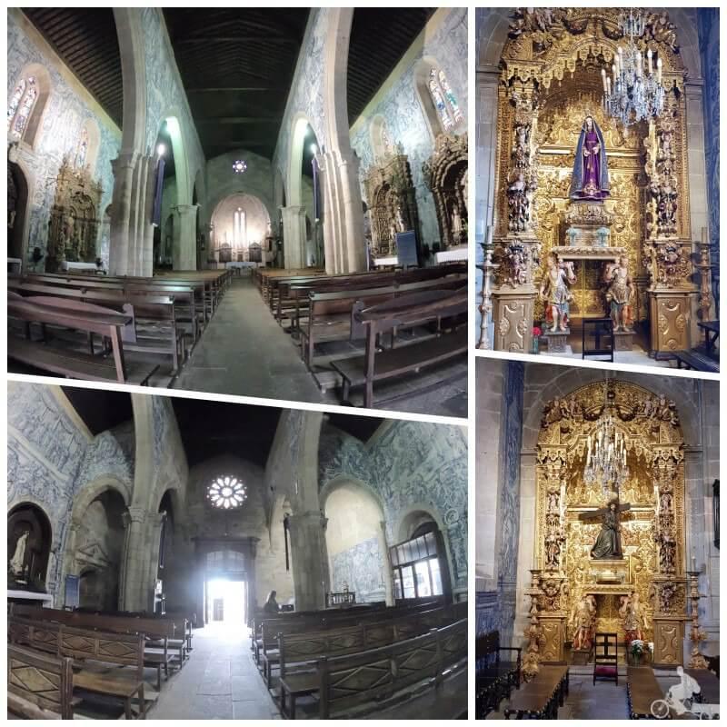iglesia matriz santa maria de Barcelos